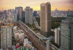 Tokyo, Japan cityscape Stock Image