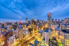 Tokyo, Japan Royalty Free Stock Photo
