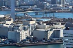 Tokyo islands stock photo