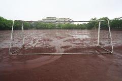 Heavy Rain, no game. Tokyo,Japan-June 15, 2019: Heavy Rain. A game is postponed stock photos