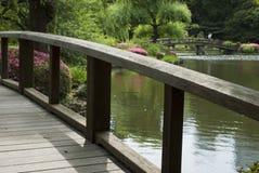 Tokyo, Japan, june 07, 2012: shinjuku gyoen national garden Royalty Free Stock Photo