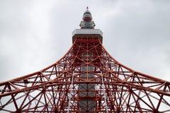 Tokyo - Japan, 18 Juni, 2017: De Toren van Tokyo, mededelingen en Stock Foto's