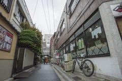 TOKYO, JAPAN - 30. MAI 2016: Steert in Tokyo, Japan Tokyo ist Th Stockfoto