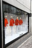 Moncler fashion Royalty Free Stock Photos