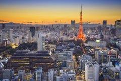 Tokyo Japan at Minato Stock Photography