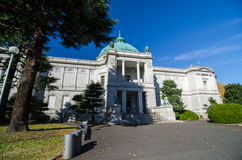 TOKYO, JAPAN - NOV 22: Tokyo National Museum. The oldest and lar Royalty Free Stock Photo