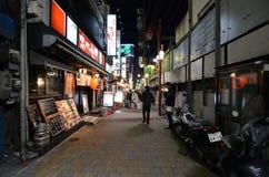 Free TOKYO,JAPAN - NOVEMBER 23: Narrow Pedestrian Street Known As Yak Royalty Free Stock Images - 41915379