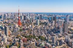 TOKYO, JAPAN - 26. November 2015 - die Region Tokyos Kanto und Lizenzfreie Stockfotografie