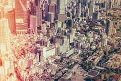 TOKYO, JAPAN - 26 NOVEMBER 2015 - het gebied van Tokyo Kanto Stock Foto's