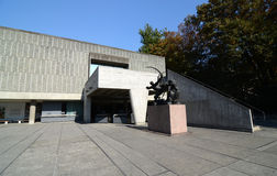 TOKYO, JAPAN - NOVEMBER 22: The National Museum of Western Art i. S the premier public art gallery, specializing in art from the Western tradition, located in Stock Image