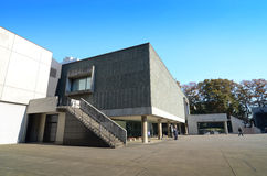 TOKYO, JAPAN - NOVEMBER 22: The National Museum of Western Art, Stock Photo