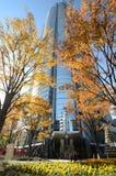 Tokyo, Japan - November 23, 2013: People visit the Mori Tower in Japan Royalty Free Stock Images