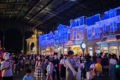 Tokyo Disneyland Resort in Japan royalty free stock photography