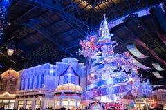 Tokyo Disneyland Resort in Japan stock photo