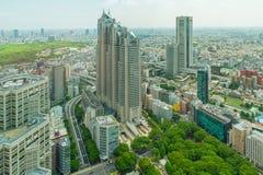 Tokyo, Japan shinjuku cityscape. Stock Photography