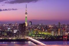 Tokyo, Japan Skyline Stock Photos