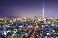 Tokyo Japan at Sumida Stock Images