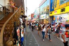 TOKYO, JAPAN : Takeshita Street(Takeshita Dori) Royalty Free Stock Images