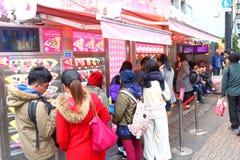TOKYO, JAPAN : Takeshita StreetTakeshita Dori Stock Photos