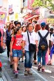 TOKYO, JAPAN : Takeshita StreetTakeshita Dori Royalty Free Stock Images