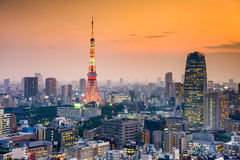 Tokyo Japan Royalty Free Stock Photography