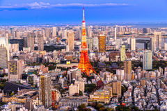 Tokyo, Japan. Royalty Free Stock Photo