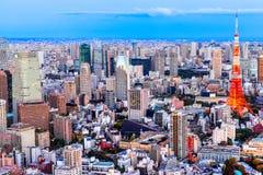 Tokyo, Japan. Stock Image