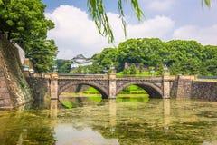 Tokyo, Japon au palais impérial photo stock