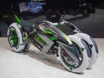 TOKYO, JAPON - 23 novembre 2013 : Cabine chez Kawasaki Motorcycles Images stock