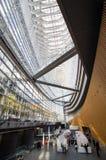 Tokyo, Japon - 26 novembre 2013 : Forum d'International de Tokyo de visite de personnes Photo stock