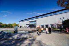 Tokyo, Japon - 22 novembre 2013 : Musée National de Tokyo de visite de personnes Photographie stock