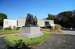 Tokyo, Japon - 22 novembre 2013 : Visite de visiteur le Mus national Photos stock