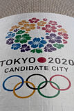 Tokyo 2020 Jeux Olympiques d'été Photos libres de droits