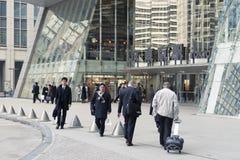 Tokyo JR Station Stock Images