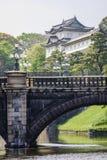 Tokyo-Kaiserpalast, Japan Stockfoto