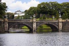 Tokyo-Kaiserpalast, Tokyo, Japan Stockbilder