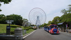 Tokyo Kasai Rinkai natural conservation park Stock Photo