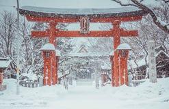 北海道Hokkaido,Winter stock images