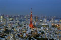 Tokyo-Kontrollturm Lizenzfreie Stockbilder