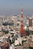 Tokyo-Kontrollturm Stockfoto