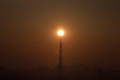 Tokyo landmark Stock Photos