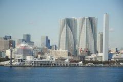 Tokyo-Landschaft lizenzfreies stockbild