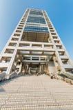 TOKYO - 22 MAI 2016 : Fuji TV siège les bâtiments modernes Il Image stock