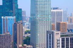 Tokyo - Roppongi Photo libre de droits