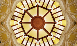 Tokyo Main Train Station Ceiling Royalty Free Stock Photography