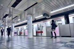 Tokyo Metro Royalty Free Stock Images