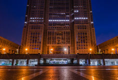 The Tokyo Metropolitan Government building. Royalty Free Stock Image