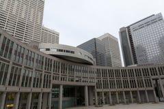 Tokyo Metropolitan government building Royalty Free Stock Photography
