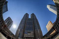 Tokyo Metropolitan Government Office Building Stock Images
