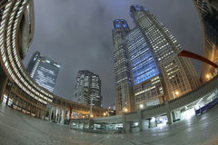Tokyo Metropolitan Government Office Building, Royalty Free Stock Images
